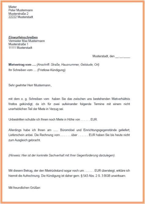 Vermieter Mietvertrag Kündigen by 11 K 252 Ndigung Mietvertrag Vermieter Vorlage Pdf Cutlasswp
