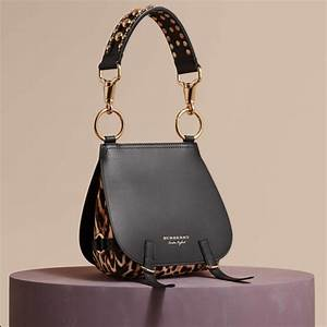 Equestrian Style: Burberry Bridle Bag