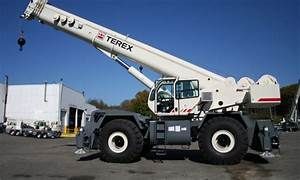 10 Terex Mobile Cranes For The Drc