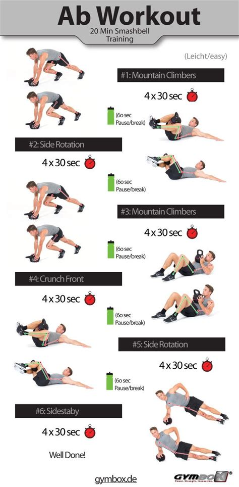 kettlebell workout ab weight routine plan loss workouts core exercise abs strength around lifting abmachinesguide challenge