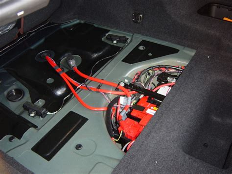 Bmw X5 Battery Cost by Space For A Spare Tire Bimmerfest Bmw Forums