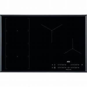 Aeg Ike84471fb 78cm 4 Zone Maxisense Induction Hob