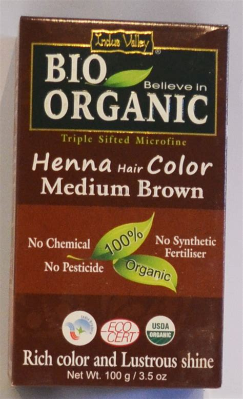 Henna Hair Dye 100 Organic My Beauty Healthier Beauty