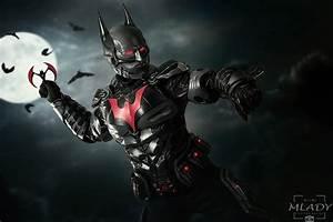 Batman Beyond from the game Batman: Arkham Knight — Stan ...