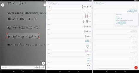 photomath android resolver matematicas descargar