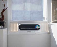 introducing noria  redesigned window air conditioner  features  sleek  modern design