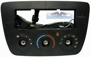 Radio Dash Install Faceplate Kit Ford Taurus 2004