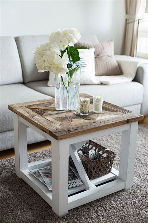Decorating Ideas For Coffee Tables by Home Decorating Ideas With Vintage Coffee And Side Tables