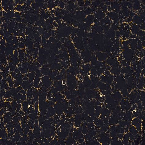 Foshan Pulati /black Gold Sparkle Floor Tile   Buy Black