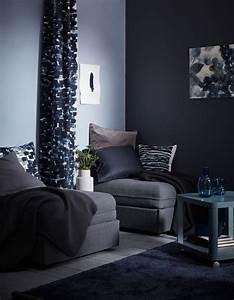 Ikea Kleine Räume : auch mit stoff lassen sich unterschiedliche raumbereiche ~ Lizthompson.info Haus und Dekorationen