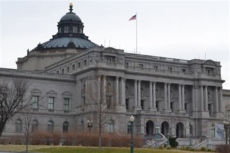Library of Congress Outside