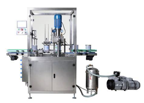lpe fvc manufacturer tuna fish vacuum seamersvacuum nitrogen   seamingtin  sealer