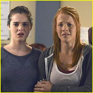 If This Image of 'Switched At Birth's Bay & Daphne Crying ...