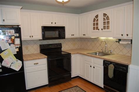 Cabinet Resurfacing by Kitchen Best Cabinet Refacing Supplies To Finish Your