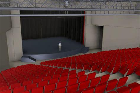 une nouvelle salle de spectacle 224 gasp 233 portail