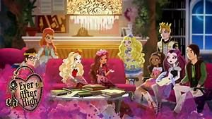 Briar39s Study Party Ever After High YouTube