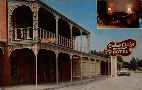 chateau charles highway hotel lake charles la