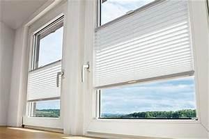 Plissee Im Fensterrahmen : jalousie und plissee montage ohne bohren lamellen junker ~ Michelbontemps.com Haus und Dekorationen
