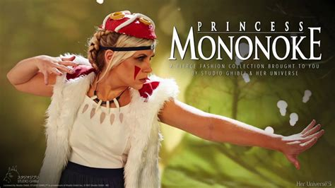 Her Universe Princess Mononoke Collection