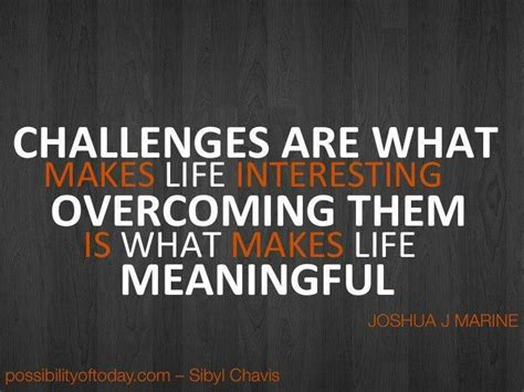 positive quotes  life challenges quotesgram