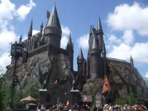 Islands of Adventure Wizarding World Harry Potter