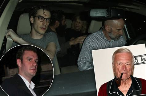 Hugh Hefner Death: Son Reunites With Family After Tragic Loss