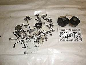 1973 Chrysler 70hp 707hf Outboard Motor Misc Parts