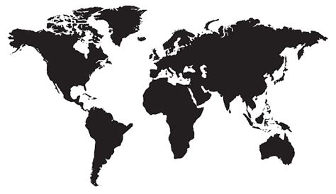 world map clip art vector images illustrations istock