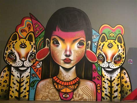 O Brasil Através da Arte Urbana - ClickUs