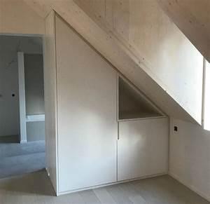 Porte Dressing Sur Mesure : placards sur mesure dans une villa uccle mt design ~ Edinachiropracticcenter.com Idées de Décoration