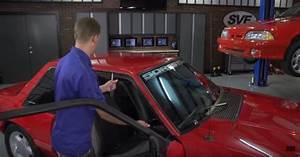 How To Install Mustang Roof Rail  U0026 Door Belt Molding  83
