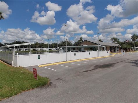 palm view gardens rv resort homes  sale  zephyrhills fl
