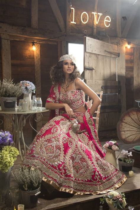 beautiful bridal lehengas incredible snaps