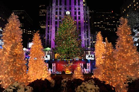 82nd annual rockefeller center christmas tree lighting photos rockefeller tree lighting 2014