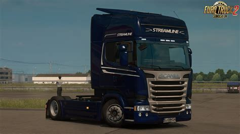deck improved chassis  rjls scania rs