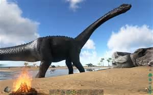 Survival Ark Evolved Brontosaurus