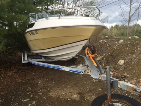 Citation Cuddy Cabin Boat by 19 Ft Citation Cuddy Cabin Boat Kingston Nh Free Boat