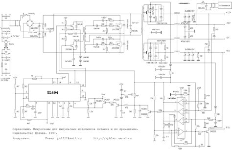 Wiring Diagram Inverter Toshiba