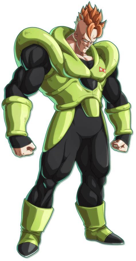 nuevo androide numero  dragon ball wiki fandom