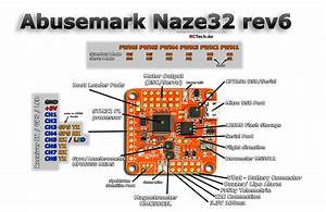 Abusemark Naze32 Rev6