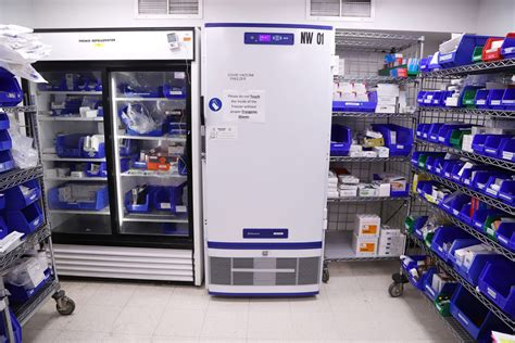 I had been hearing from lots of king's students that they had gotten vaccinated, even months before their age groups were supposed to get it. These freezers will store Pfizer's COVID-19 vaccine in NY ...