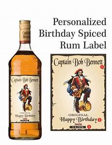 die besten 17 ideen zu captain morgan auf pinterest rum With captain morgan label template