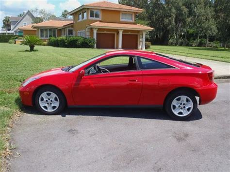download car manuals 1997 toyota celica transmission control find used 2005 toyota celica gt hatchback 2 door 1 8l manual transmission no reserve in sanford