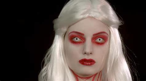 selbstgemachtes make up saw makeup schminktipps ideen frauen fasching