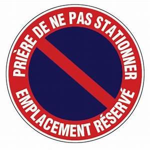 Panneau Interdit De Stationner : panneau d 39 interdiction pri re de ne pas stationner ~ Dailycaller-alerts.com Idées de Décoration