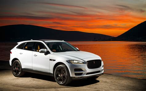 New Base Powertrain For The 2018 Jaguar F-pace, Xe And Xf
