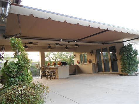 Proper Awnings For Decks