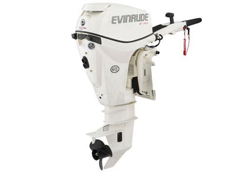 2018 Evinrude E-tec 15 Hp E15htsl H.o. Kicker Engine For Sale