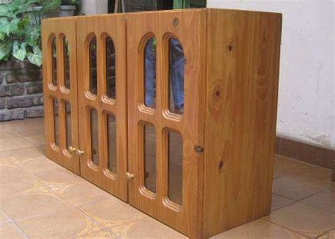 venta de cocina madera  articulos usados