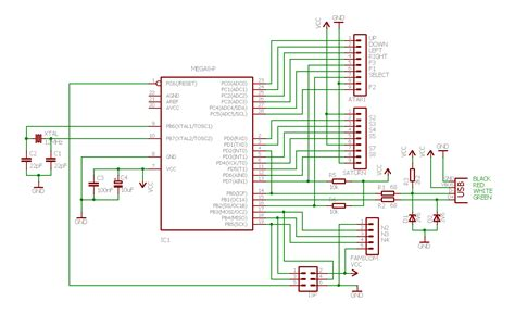 Arcade Wiring Diagram by Jamma To Usb Wiring Diagram Usb Wiring Diagram